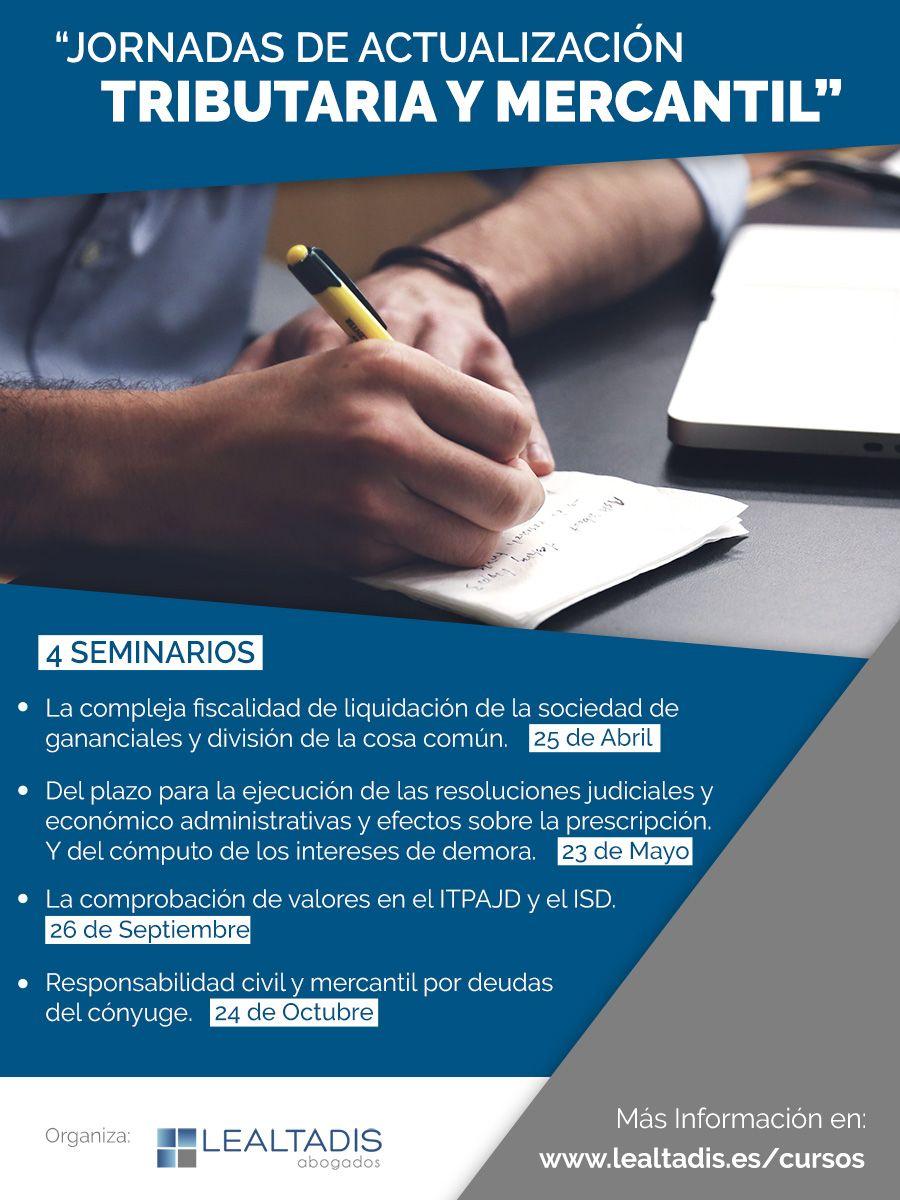 Jornadas de Actualización Tributaria y Mercantil
