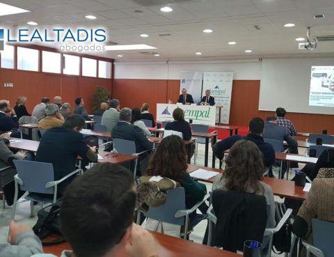 """Seminario: Socios minoritarios """"De los conflictos socetarios y las posibles medidas para su solución""""."""
