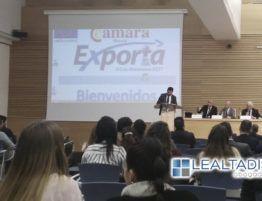 """Lealtadis Internacional estuvo presente en el foro """"Cámara Exporta"""""""
