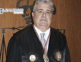 "José Pascual Pozo recibe la ""Cruz Distinguida de 1ª Clase de la Orden de San Raimundo Peñafort"""