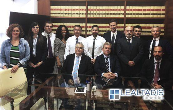 Lealtadis Abogados, nuevo socio de la firma Hispajuris