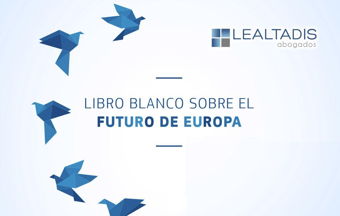 El Libro Blanco sobre el futuro de Europa y los desafíos del Brexit