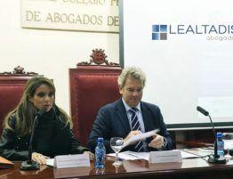 Joaquín Monterreal impartió una charla sobre Auditoría Penal de empresa