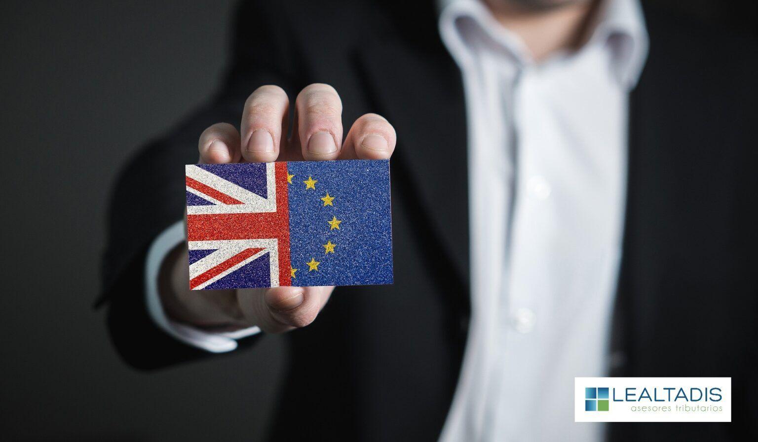 El IVA en los servicios de transporte de mercancías con destino a la Inglaterra POST-BREXIT